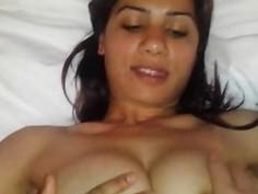 Teen Latina Girlfriend Shared