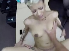 Public library lesbian Fucking Your Girl In My PawnShop