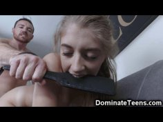 Fragile Teen Spanked and Pulverized