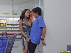 Grocery Store Milf