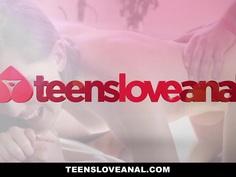 TeensLoveAnal - Teaching My Step-Daughter Anal Sex