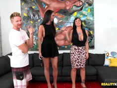 Instructed Bianca to fuck a friend