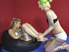 Foot Fetish - Yoga Teacher Plan