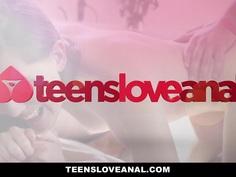 TeensLoveAnal - Lovely Secretary Ass Fucked By her Boss