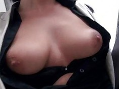Eurobabe pounded in apartment for money