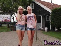 Lesbian hotel seduction A kinky boat trip