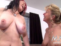 Amateur Mature Threesome